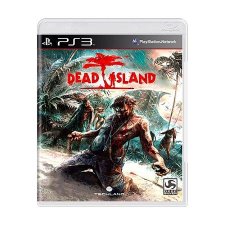 Dead Island PS3 - USADO