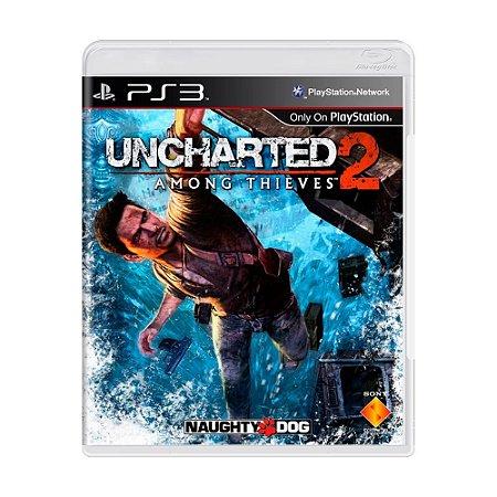 Uncharted 2: Among Thieves PS3 - USADO