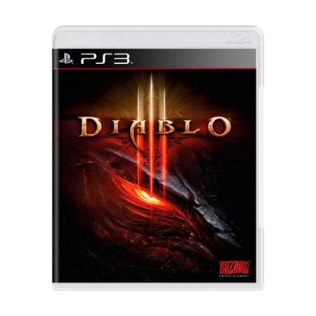 Diablo 3 PS3 - USADO