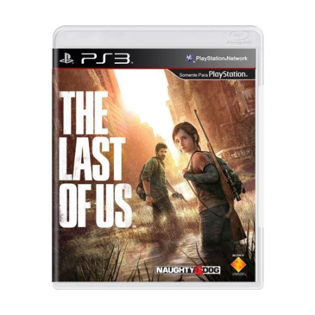 The last of us PS3 - USADO