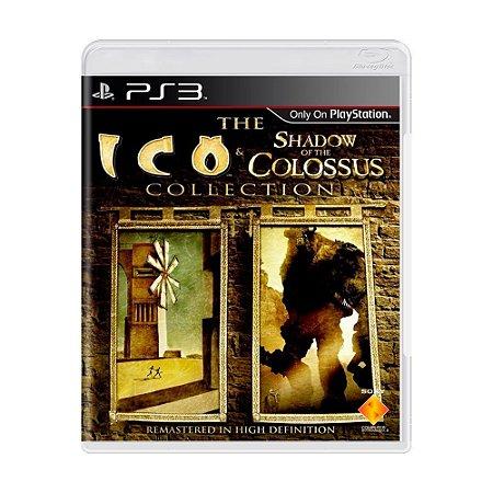 The Ico & Shadow of The Colossus PS3 - USADO