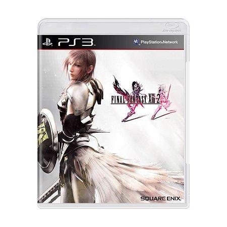 Final Fantasy XIII-2 Edição Especial com Artbook Episode I PS3 - USADO