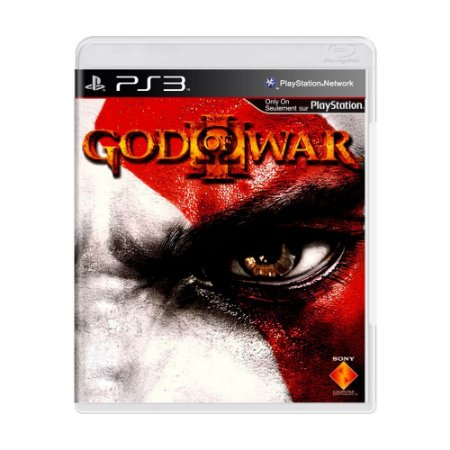 God of War 3 PS3 - USADO
