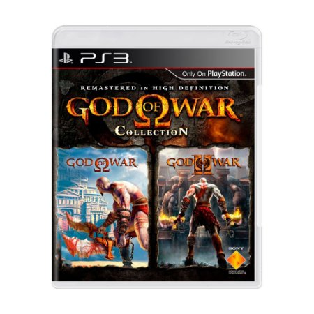 God of War: Collection PS3 - USADO