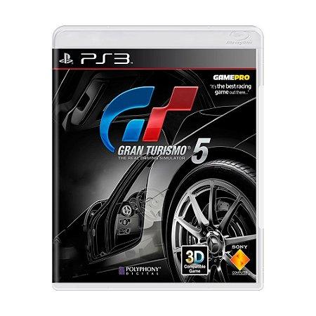 Gran Turismo 5 PS3 - USADO