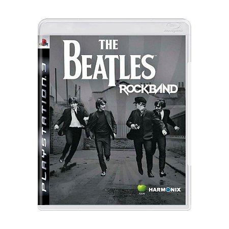 Rockband The Beatles  PS3 - USADO
