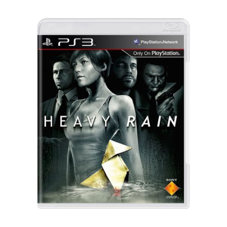 Heavy Rain Move Edition PS3 - USADO