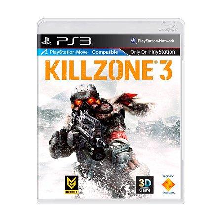 Killzone 3 PS3 - USADO