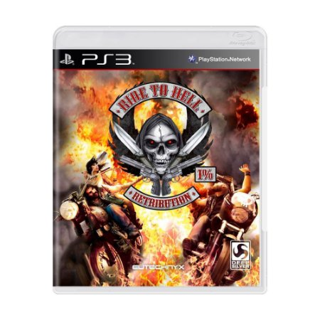 Ride to hell Retribution PS3 - USADO