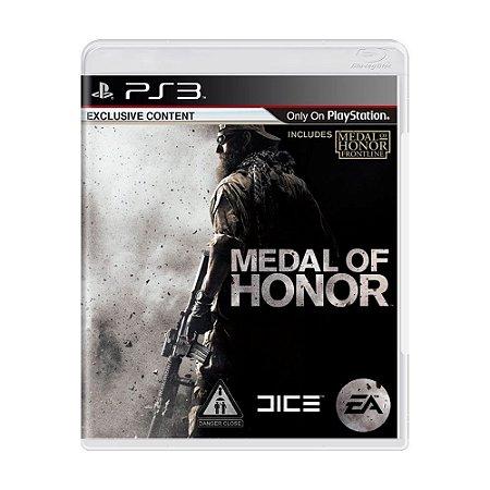 Medal of Honor PS3 - USADO