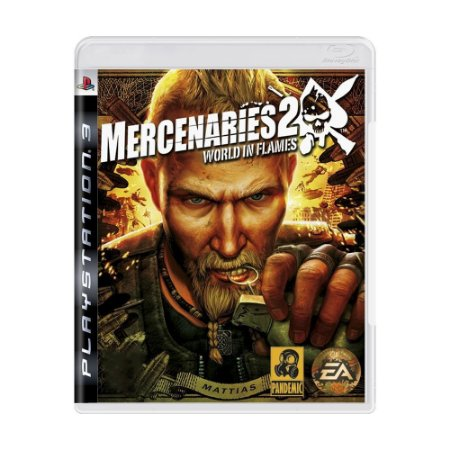 Mercenaries 2: World in Flames PS3 - USADO