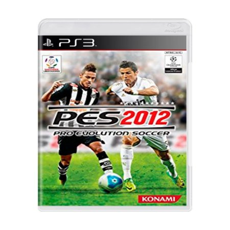 Pro Evolution Soccer 2012 (PES 12) PS3 - USADO