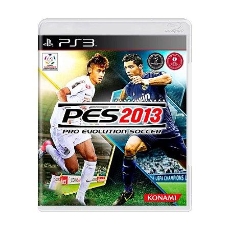 Pro Evolution Soccer 2013 (PES 13) PS3 - USADO