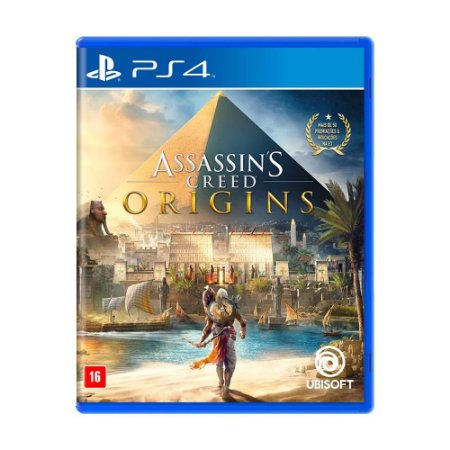 Assassins Creed Origens PS4 - USADO