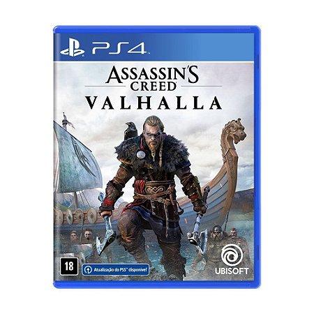 Assassin's Creed Valhalla PS4 - USADO