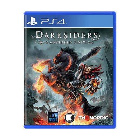 Darksiders: Warmastered Edition PS4 - USADO