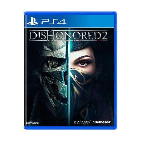 Dishonored 2 PS4 - USADO