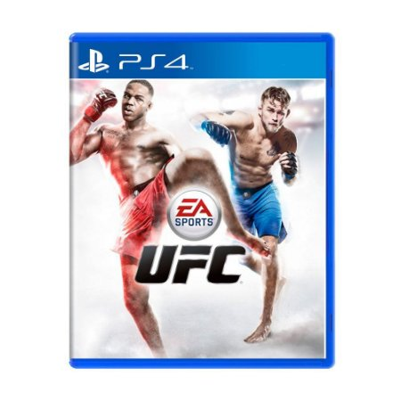 UFC PS4 - USADO