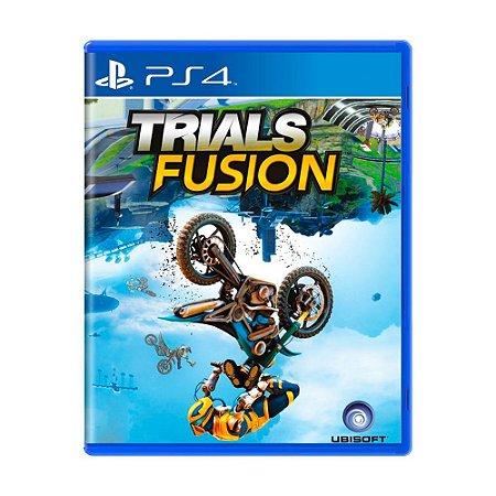 Trials Fusion PS4 - USADO