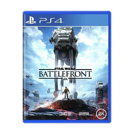 Star Wars Battlefront PS4 - USADO