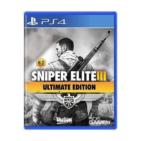 Sniper Elite 3  PS4 - USADO