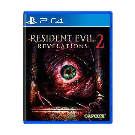Resident Evil Revelations 2 PS4 - USADO