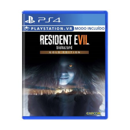 Resident Evil 7 Gold Edition PS4 - USADO