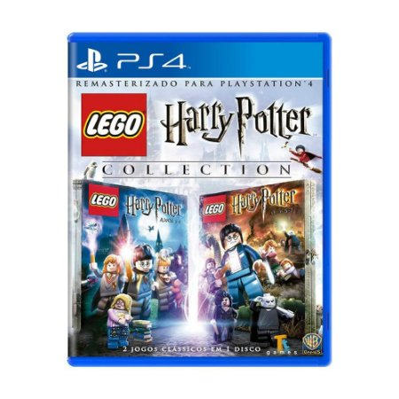LEGO Harry Potter Collection PS4 - Usado