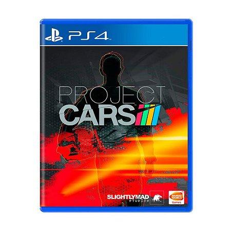 Project Cars PS4 - USADO