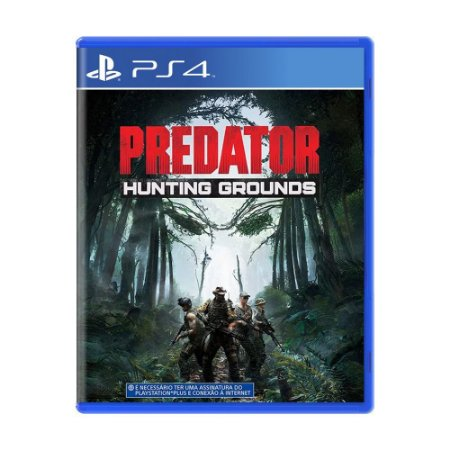 Predator Hunting Grounds PS4 - USADO