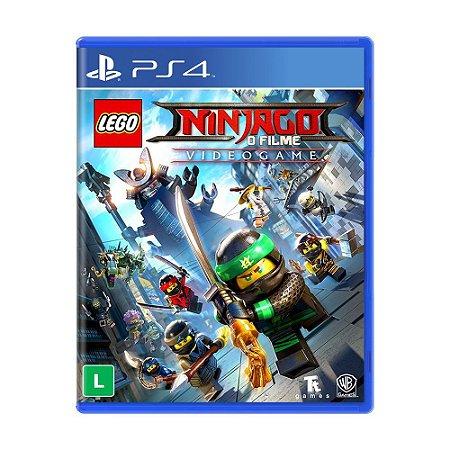 LEGO Ninjago: O Filme Videogame PS4 - Usado