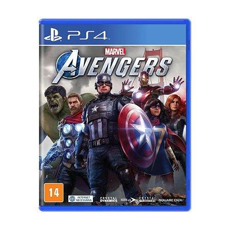 Marvel's Avengers PS4 - Usado