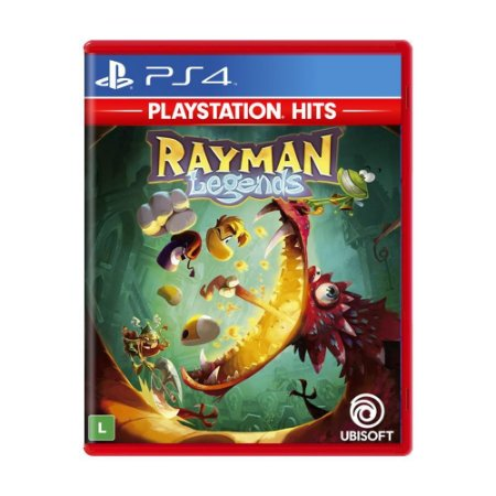 Rayman Legends PS4 - Usado