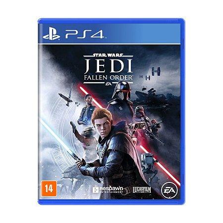 Star Wars Jedi: Fallen OrderPS4 - Usado
