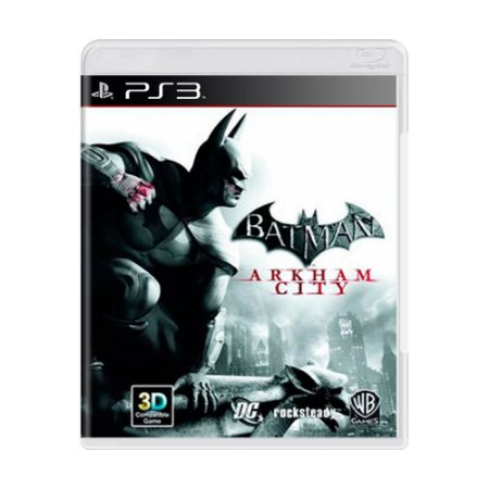 Batman Arkham City PS3 - USADO