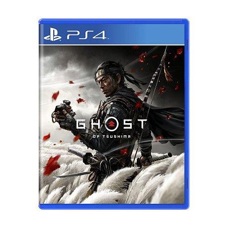 Ghost Of Tsushima PS4 - Usado