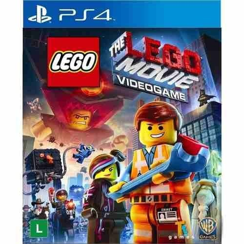 Lego Movie Ps4 - USADO