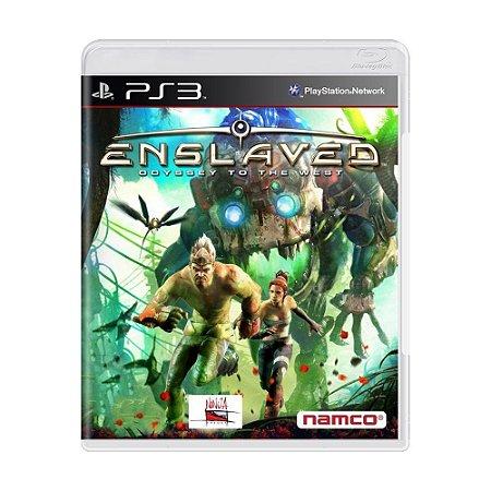 Enslaver Odyssey To The West PS3 - USADO