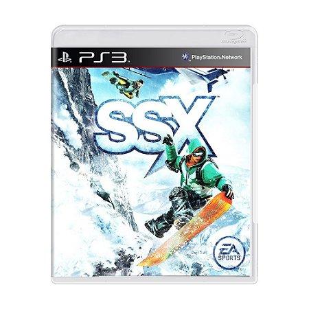 SSX PS3 - USADO