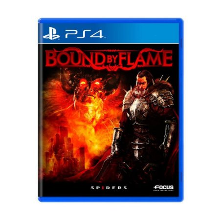 Bound By Flame Ps4 - Usado