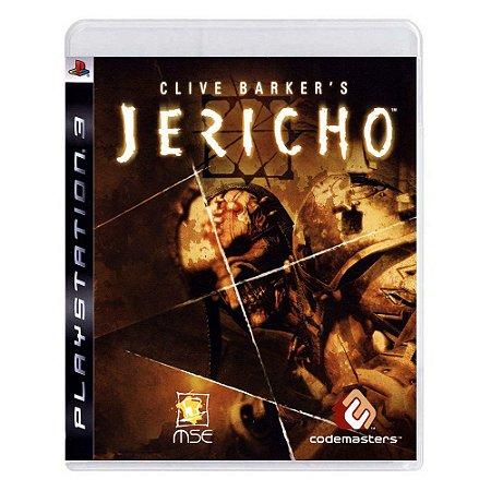 Clive Barker's Jericho Ps3 - USADO