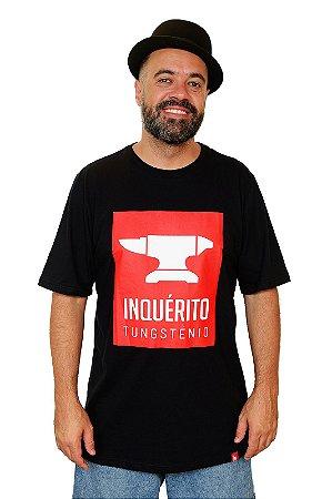Camiseta Inquérito Tungstênio