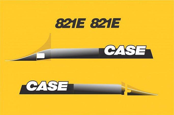 KIT ADESIVOS CASE 821E