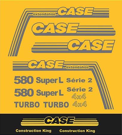 CASE 580 Super L Série 2