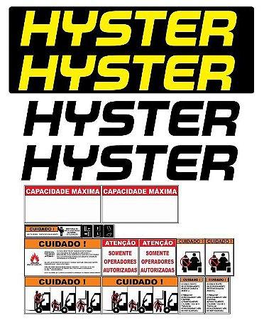 KIT ADESIVO HYSTER 100XM 4500KG