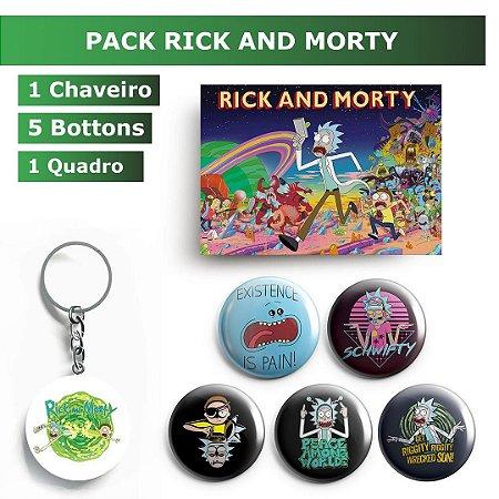Kit Rick and Morty