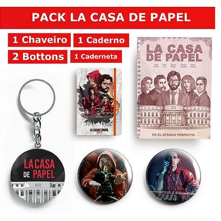 Kit La Casa de Papel