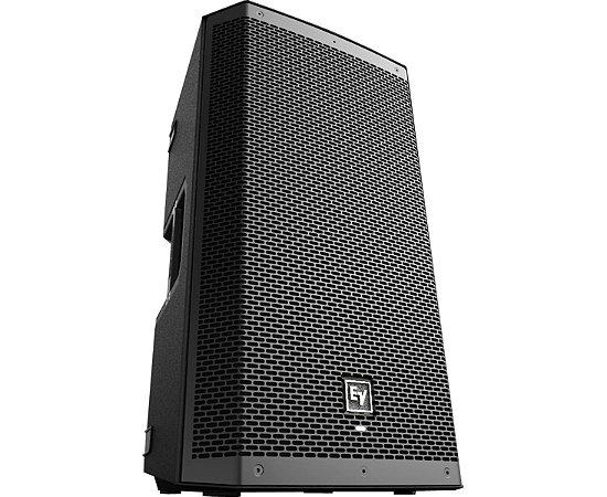 Caixa De Som Amplificada Ev Eletro Voice 1000w Zlx 12p