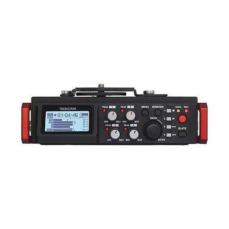 Gravador de Audio Profissional Tascan DR-701D