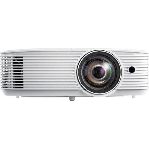 Projetor Optoma Technology EH412ST 4000-Lumen Full HD Short-Throw DLP